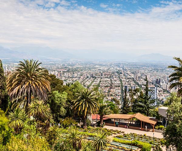 Traslado desde o hacia <h3>Cerro San Cristobal</h3> <h4>R. Metropolitana</h4>  - Aeropuerto SCL